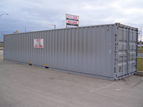 40ft storage containers 4 Best Storage Trailers